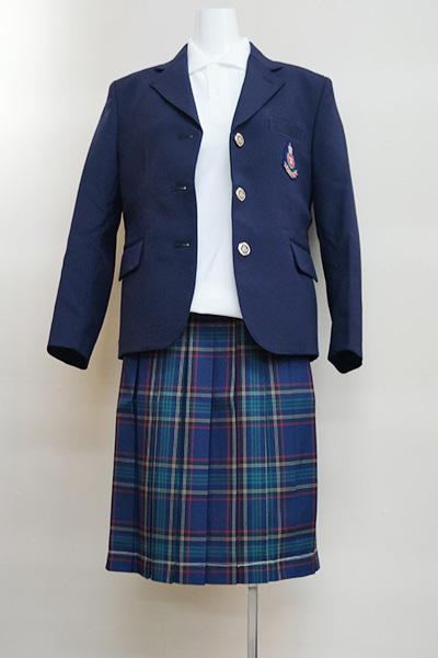 西部中学校 女子学生服