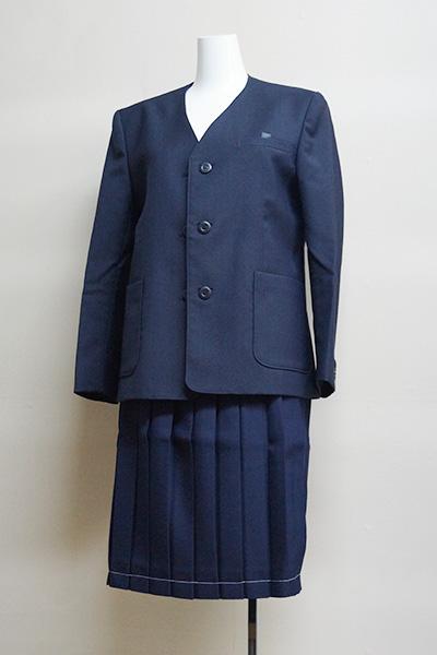 鵜坂小学校 制服