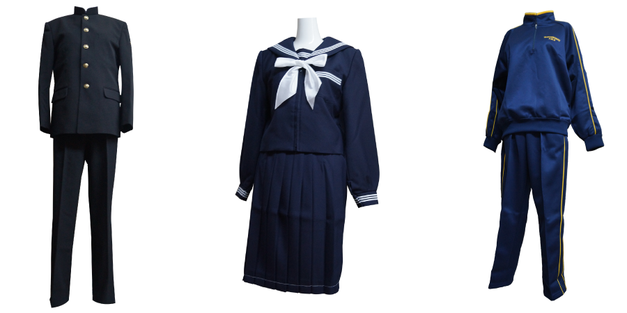 速星中学校制服